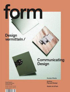 Made in Japan - form 267 magazine