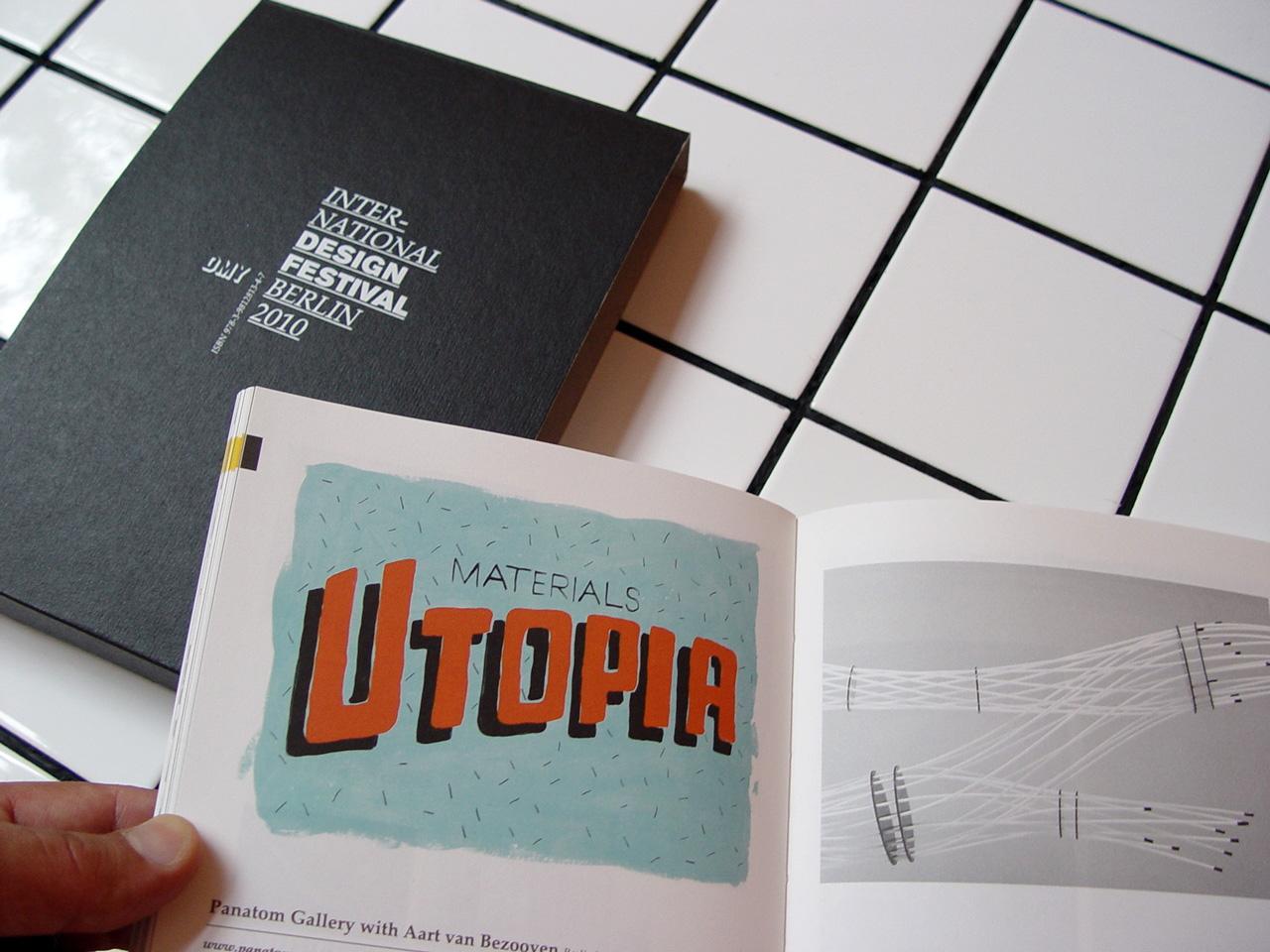 Materials Utopia